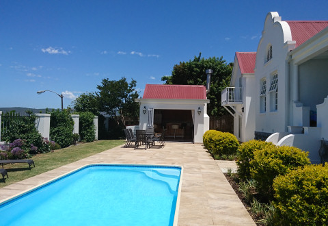 Westhill, Knysna Guesthouse, Facilities